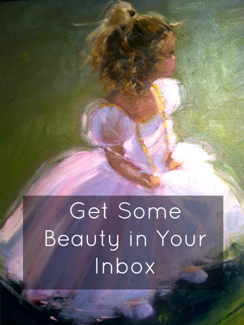 subscribe to artist newsletter