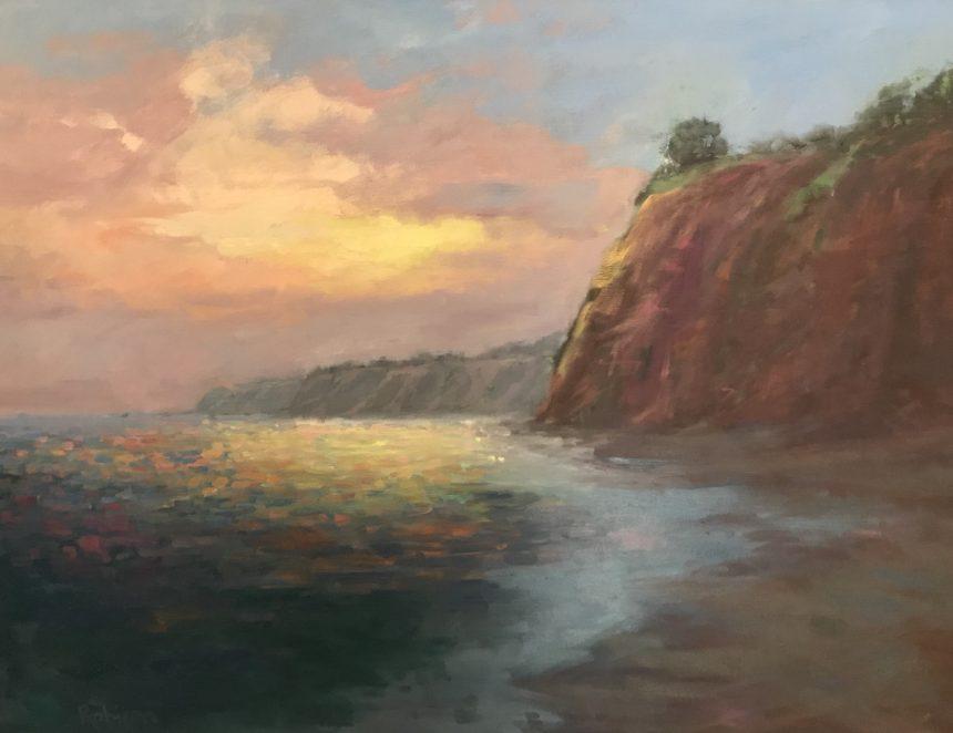 Original Landscape Oil Paintings By Kathleen Robison